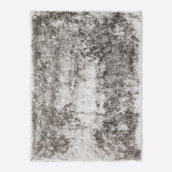 glam shag rug | west elm AWOFQAY