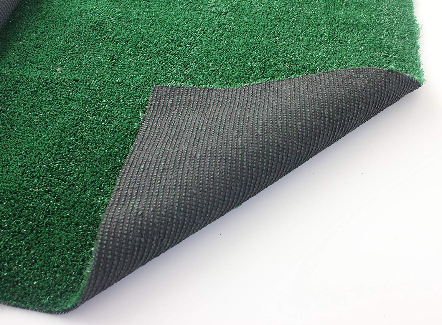 green carpet amazon.com : 12u0027x9u0027 lawn green indoor/outdoor artificial turf grass carpet  rug with EIRMGNZ