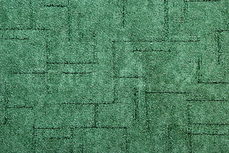 green carpet on the floor | stock photo | colourbox EDIMXOG