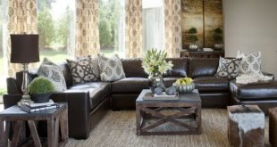 grey rug with brown couch 10 creative methods to decorate along with brown | neutral curtains, dark WPXNGOT