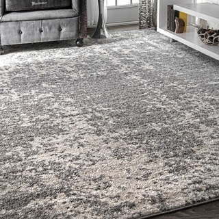 Grey rugs porch u0026 den williamsburg seigel granite mist shades grey rug ... KGQFYFU