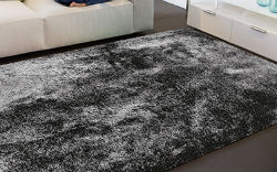 Grey rugs swing plain arte 69 rug HYYCJLU