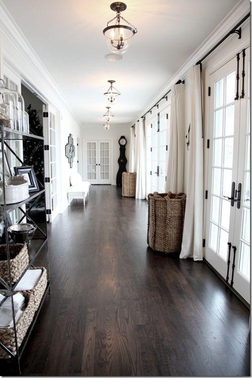 hardwood floor ideas dark hardwood floors for an entryway to make it look luxurious ACTSPAD