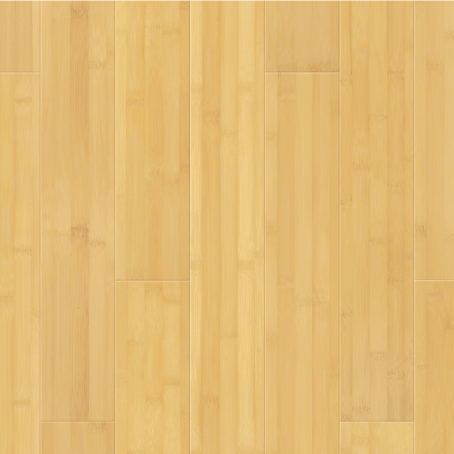 hardwood floor natural floors by usfloors 3.78-in natural bamboo solid hardwood flooring  (23.8-sq BZITVPA