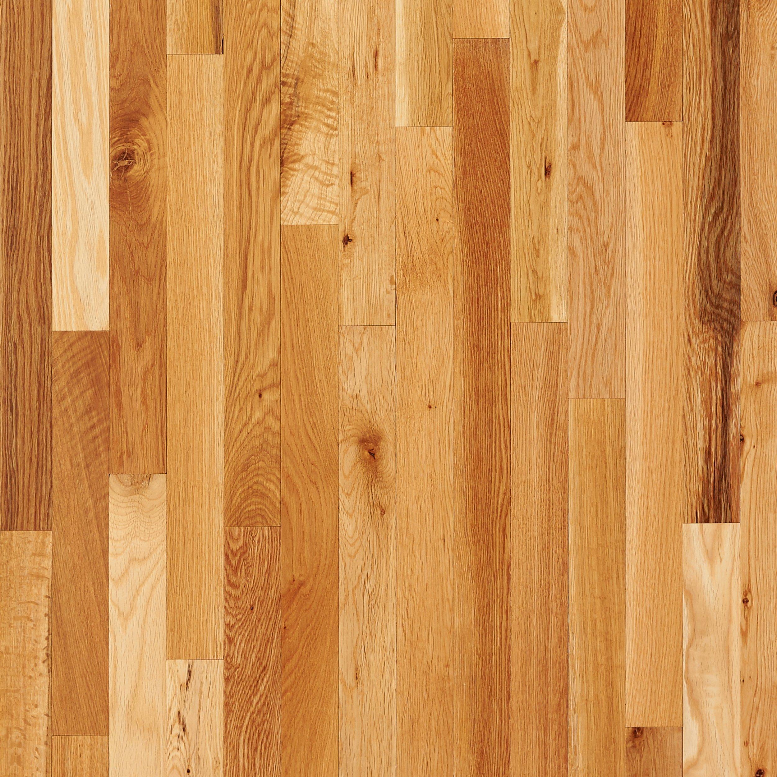hardwood flooring natural oak smooth solid hardwood FGWJYFW