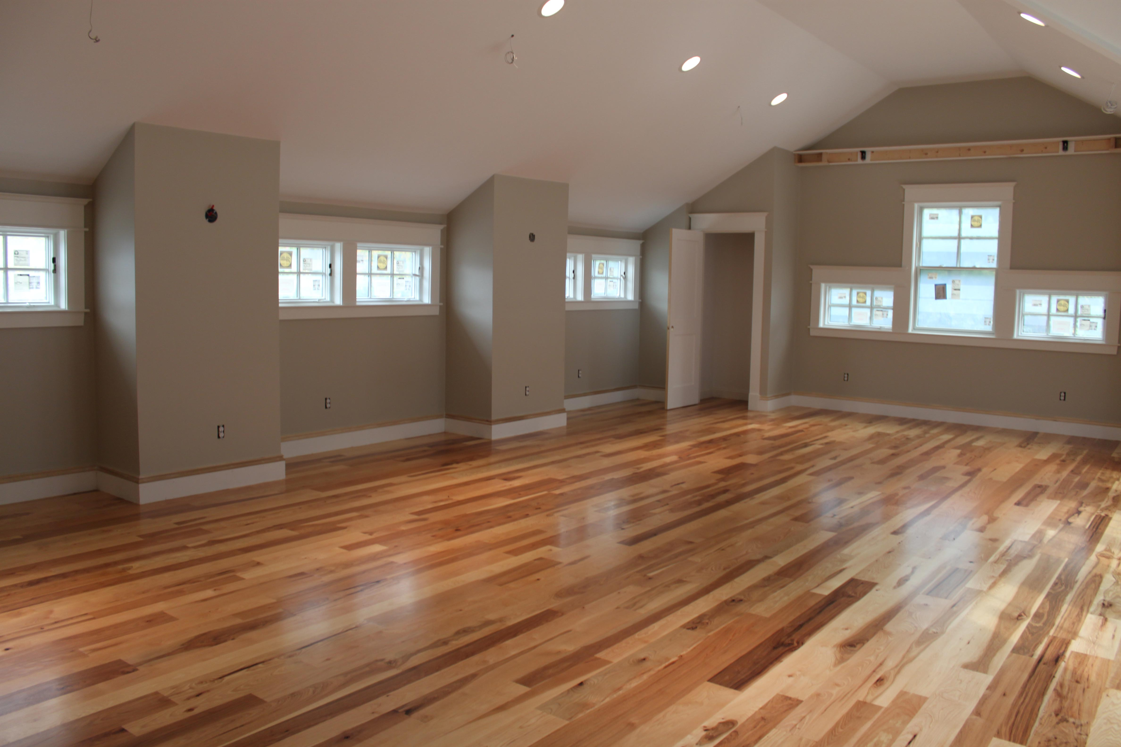 All you need to know about hardwood floors