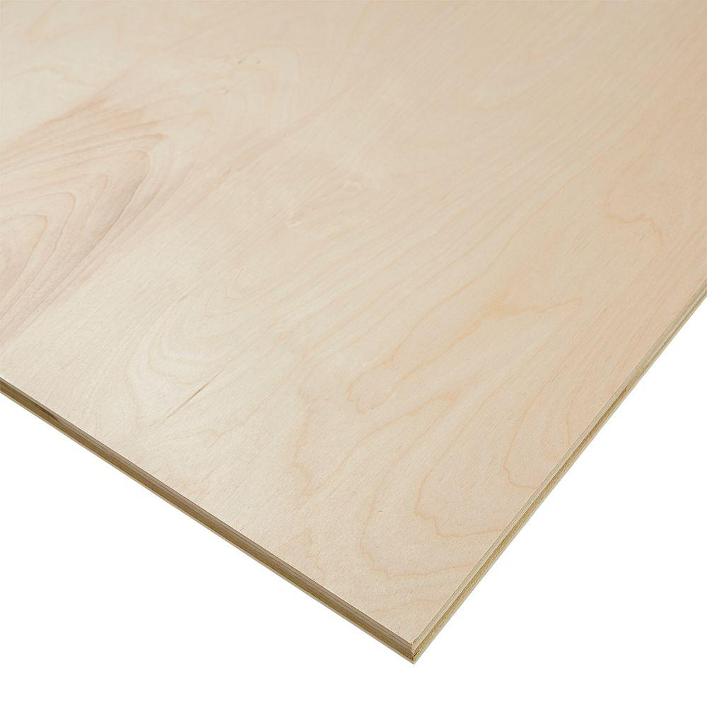 hardwood plywood columbia forest products 3/4 in. x 4 ft. x 8 ft. DNMVCUK