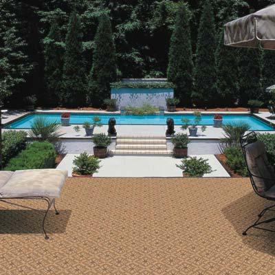 indoor / outdoor carpet by stanton u201cbellau201d bronze VYMSIQL