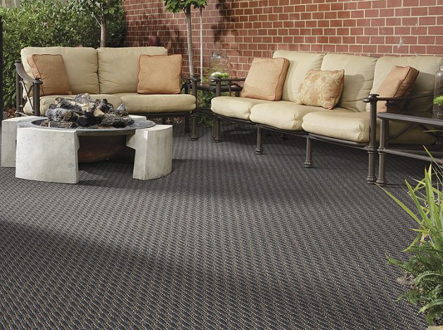 Benefits of indoor outdoor carpet