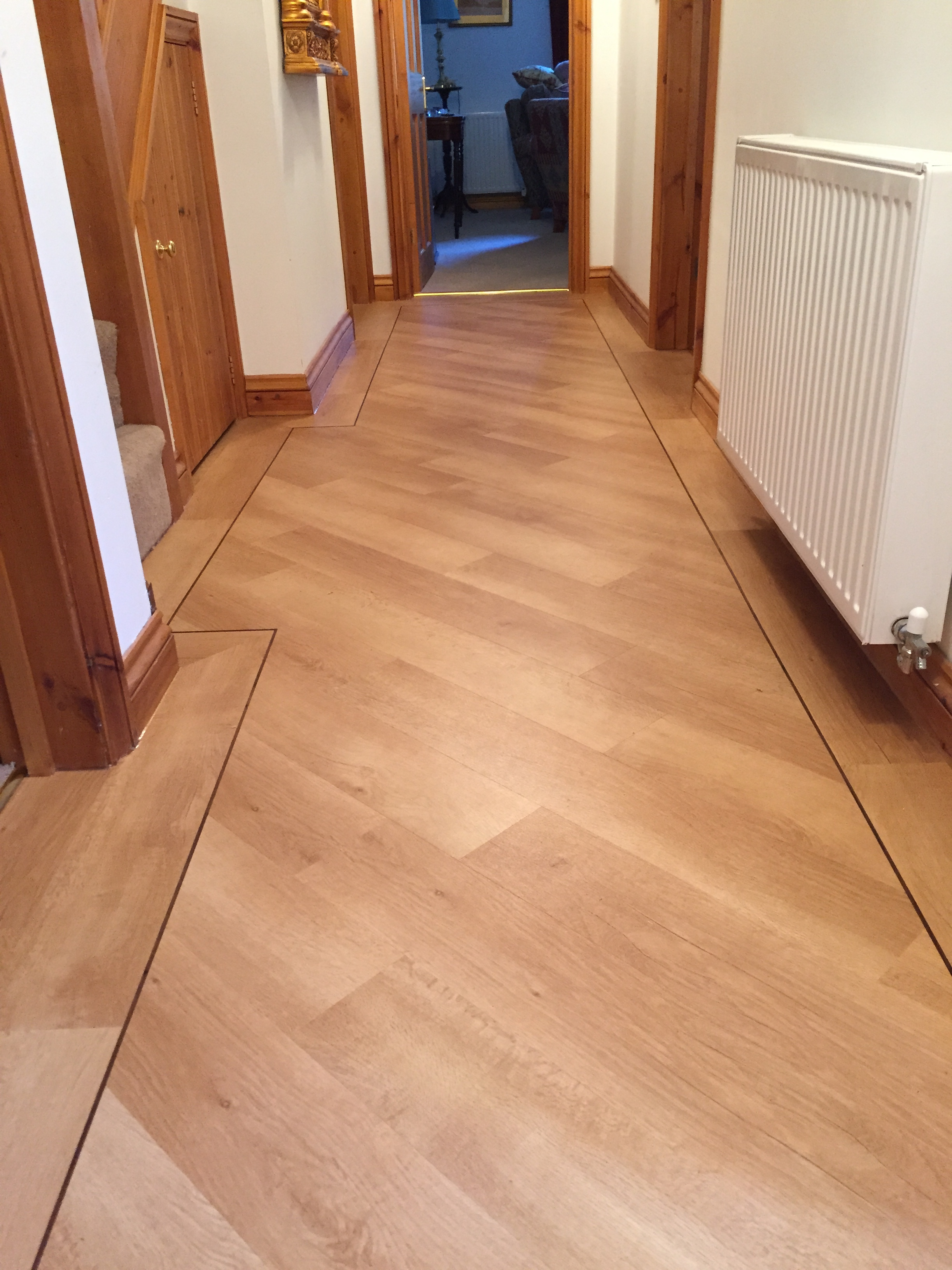 karndean flooring hereu0027s a beautiful floor we have supplied and fitted in a hallway in SCUTUKV