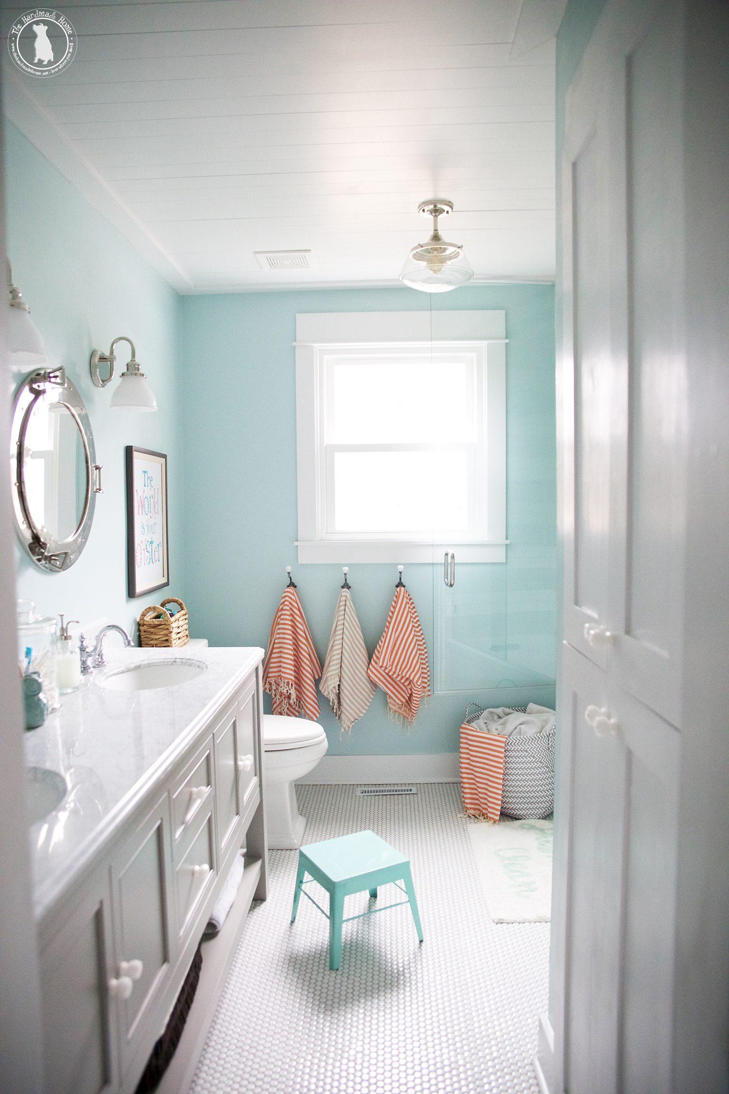 Useful Ideas For Decorating A Kids Bathroom