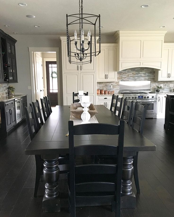 Kitchen and Dining Room Tables dining room: captivating dining room sets suites furniture collections of  black table WGEQLKT