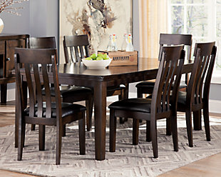 Kitchen and Dining Room Tables haddigan dining room table, , large ... AFWCPVS