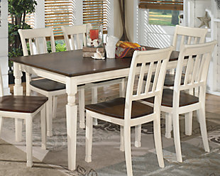 Kitchen and Dining Room Tables ... large whitesburg dining room table, , rollover TJJQHUJ