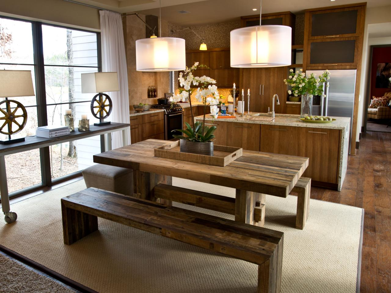 Kitchen and Dining Room Tables rustic table kitchen dining rooms rustic country kitchen tables WIULEVU