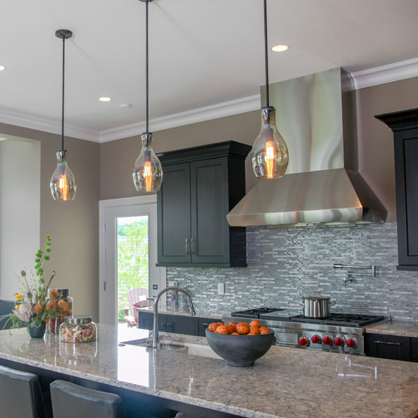Kitchen Lighting Ideas kitchen lighting ideas - pendant lights YKQGCSS