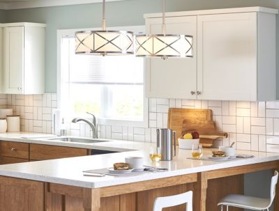 Kitchen Tile Ideas kitchen with a backsplash featuring patterned white subway tile. EIZGMPY
