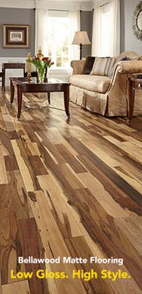 Laminate hardwood flooring bellawood matte hardwood flooring BWHFNDV