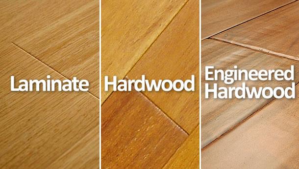 Laminate hardwood flooring hardwood vs laminate vs engineered hardwood floors | whatu0027s the difference?  - BCUYKNG