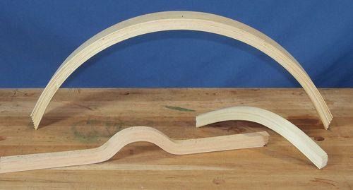 laminating wood laminated wood bending pt 1 - by handi @ lumberjocks.com ~ woodworking OGEGXTH