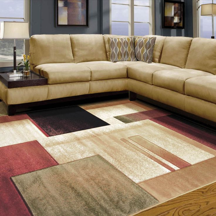Large Area Rugs Choice for Elegance and Comfort in Home