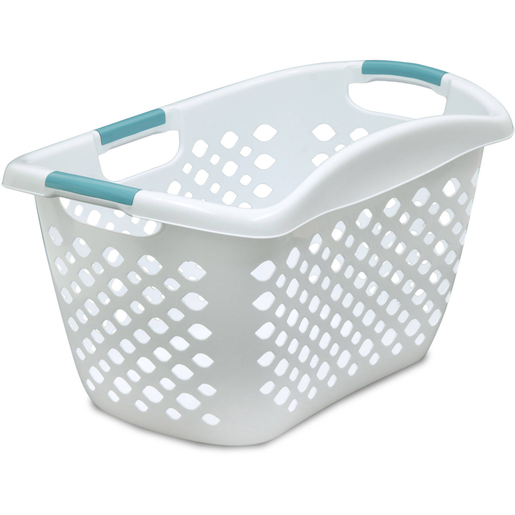 Laundry Basket rubbermaid stacku0027n sort laundry basket, 1-piece, 1.6 bu (56 ZVSBMAN