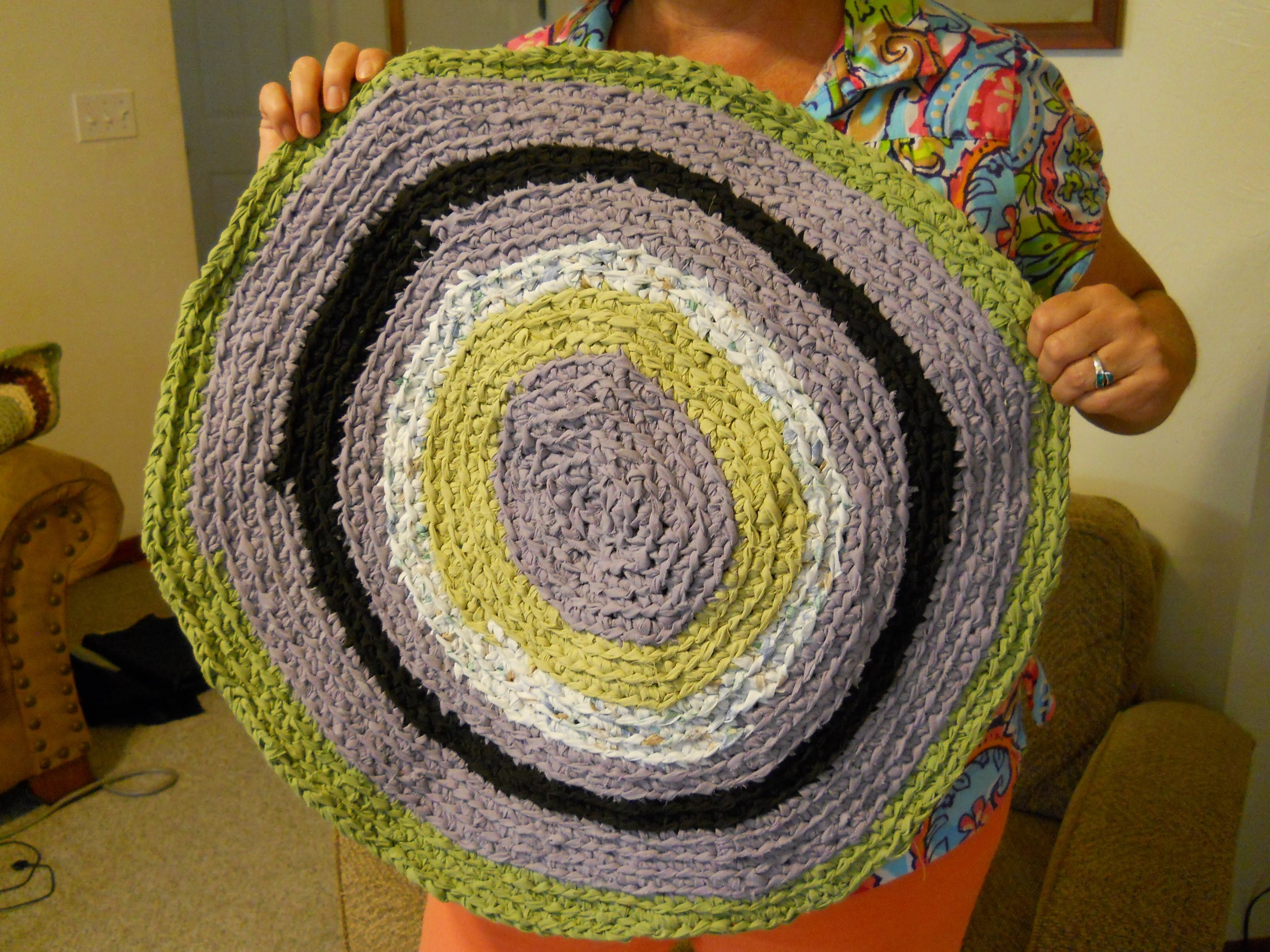 All you need to know about a rag rug