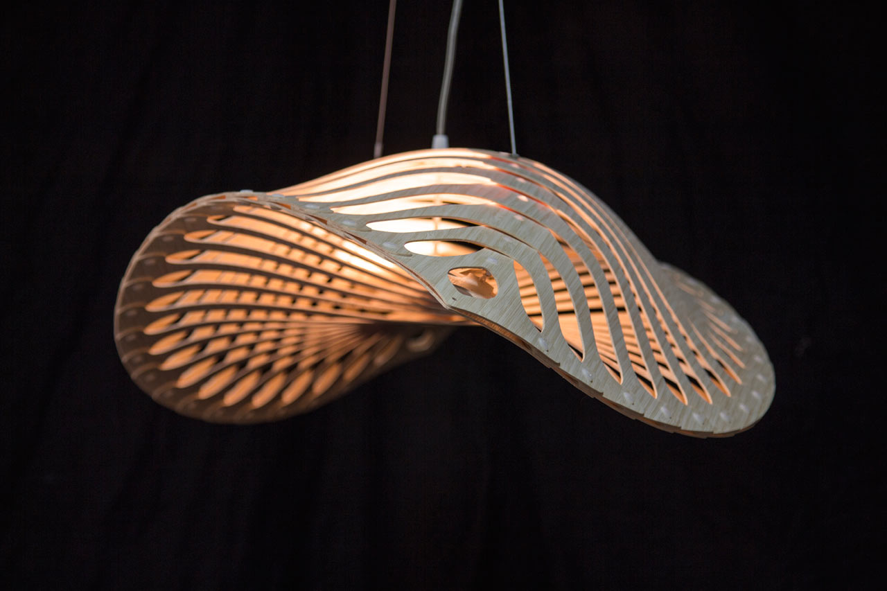 Lighting Designs david trubridge gets inspiration from under the sea ... JERKGSO