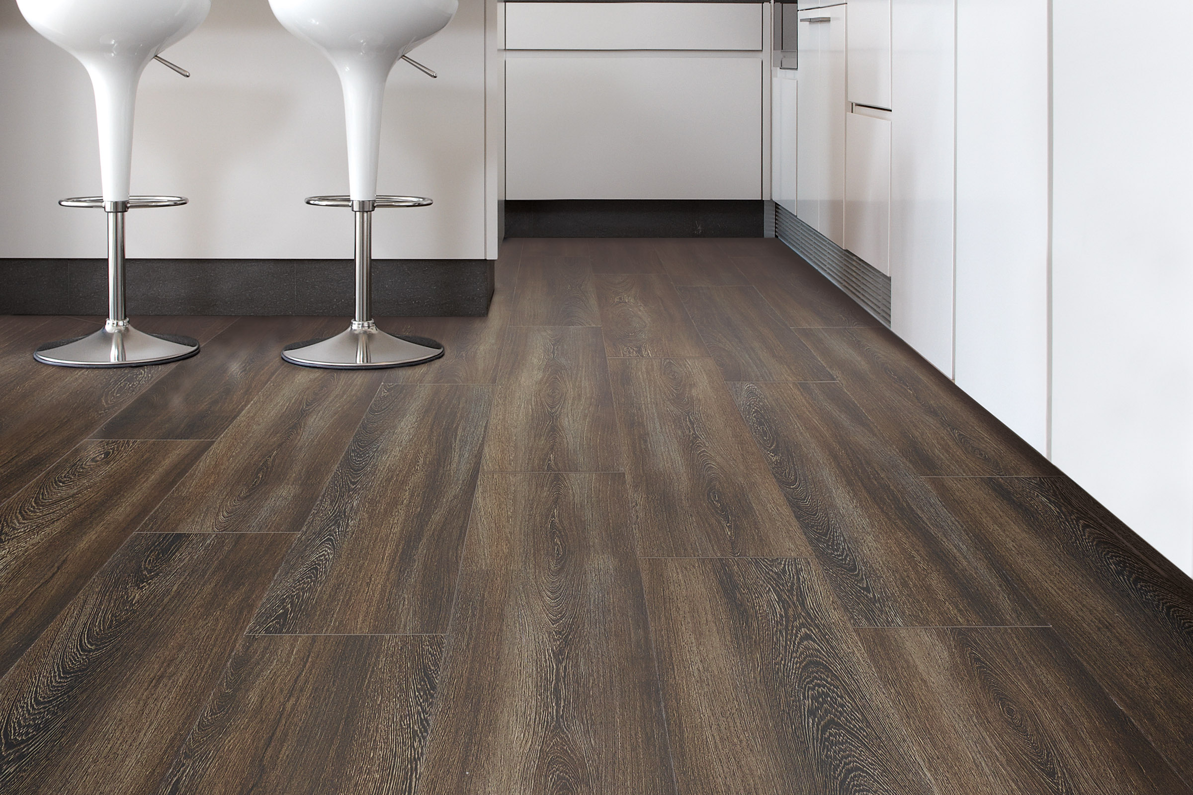 A low maintenance and relatively cheap way of flooring your house is lino flooring