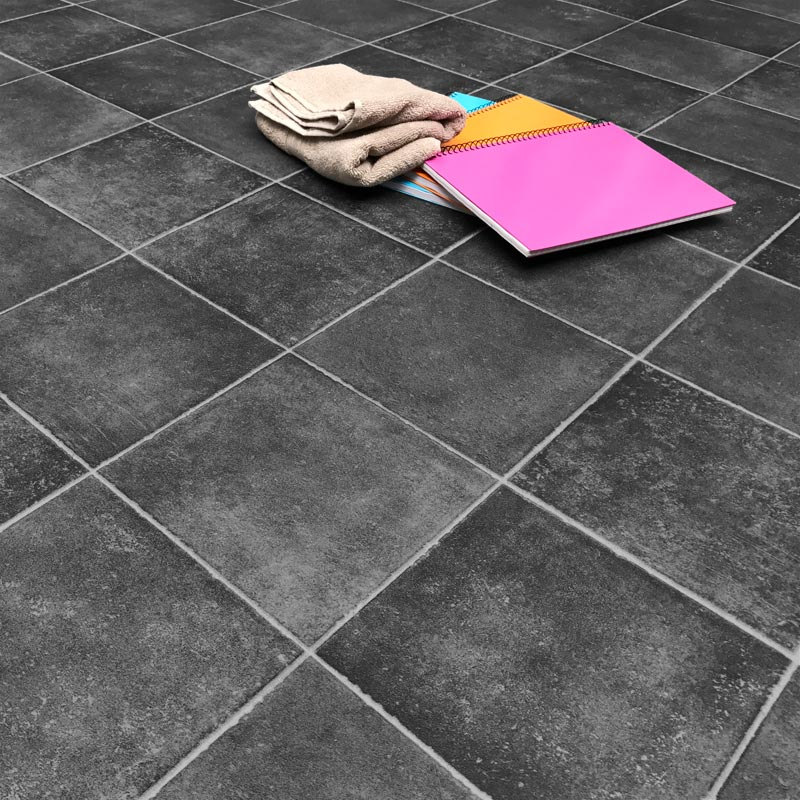 lino flooring cosystep sorento 597 cushion vinyl flooring ... FZUAVVA