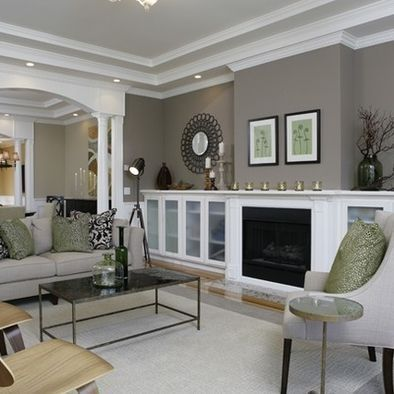 Living Room Colors love this color for the great room @ diy house remodel OZKPXBM