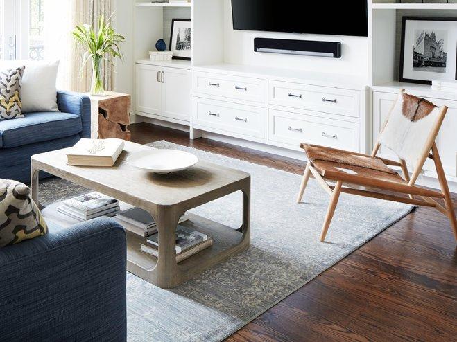 living room rug how to choose the right rug size | wayfairu0027s ideas u0026 advice RJKIZCE