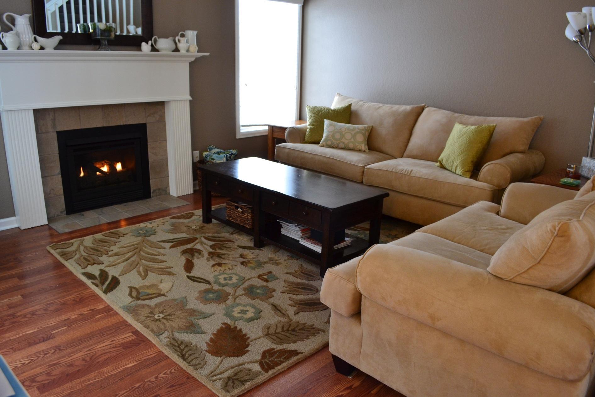 living room rug livingroom ... RWQHCRO
