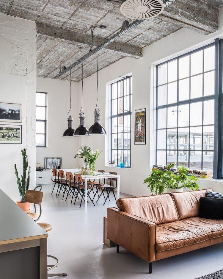 Loft Furniture industrial loft OPCROGT