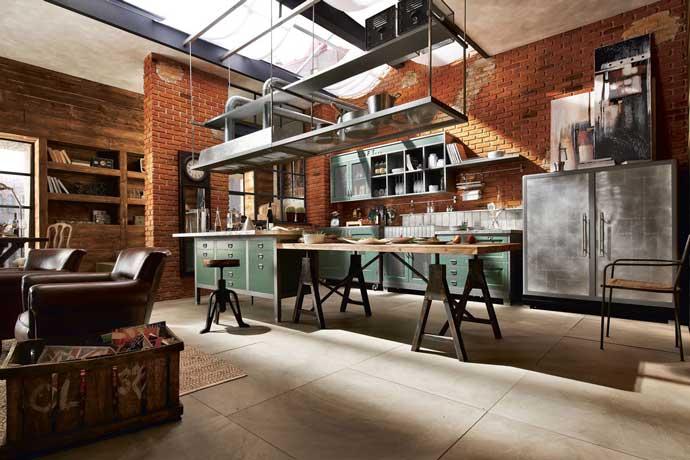 Loft Furniture wood - furniture.biz | kitchen furniture | marchi cucine | loft VHKYFAE