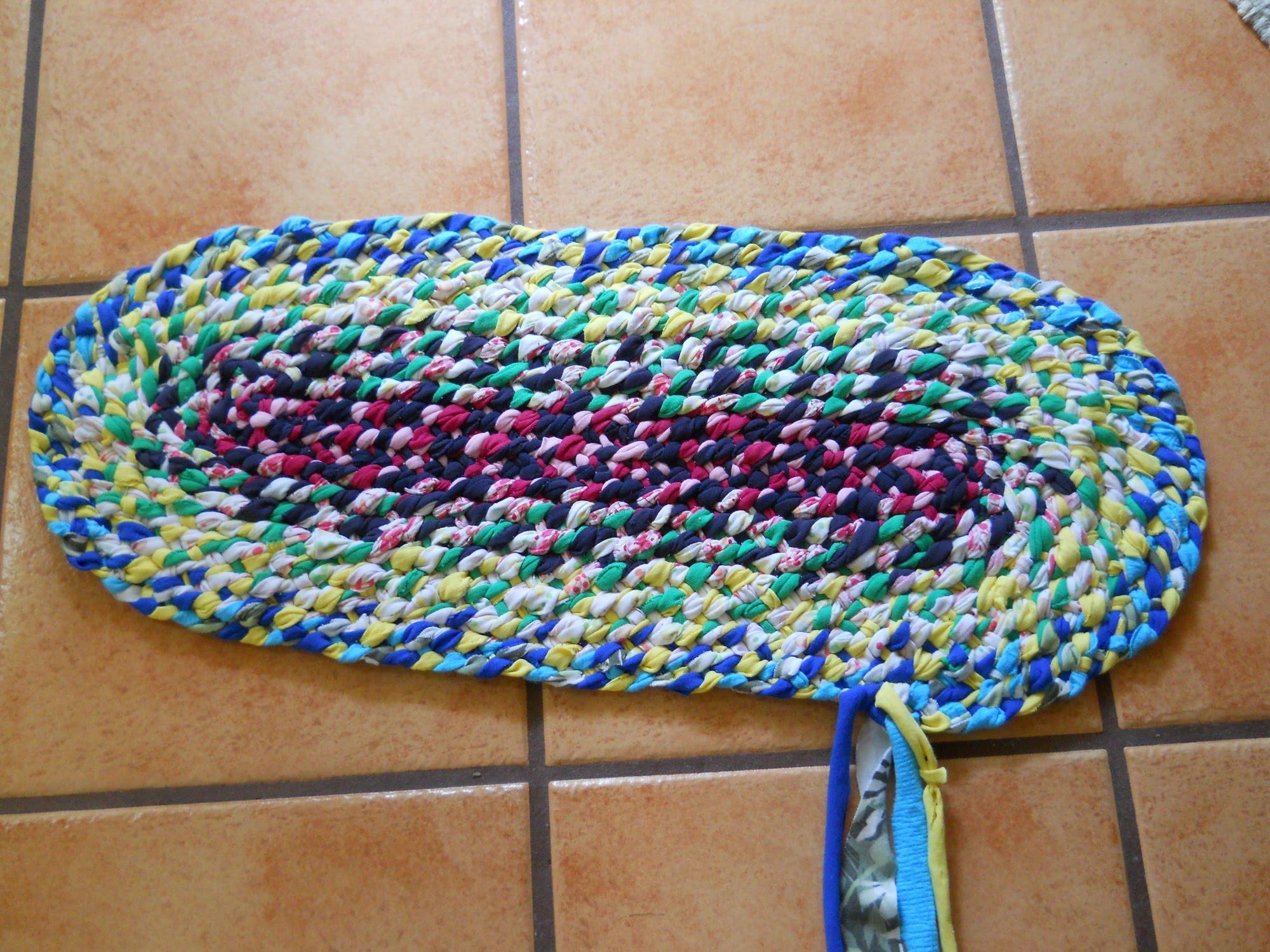 lost art of braid-in rag rugs part 4 - youtube GTHDMSK