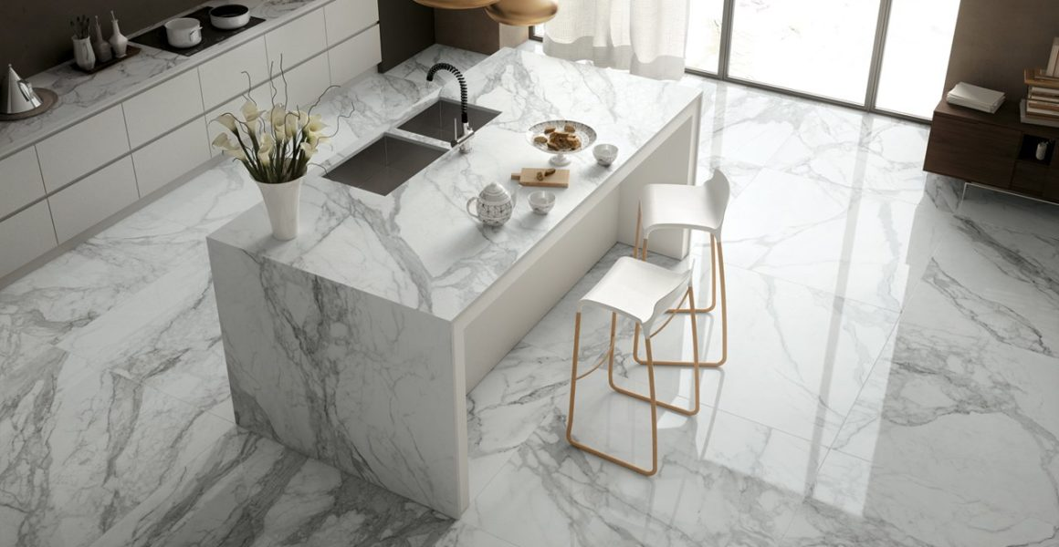 Why marble flooring can be your best option?