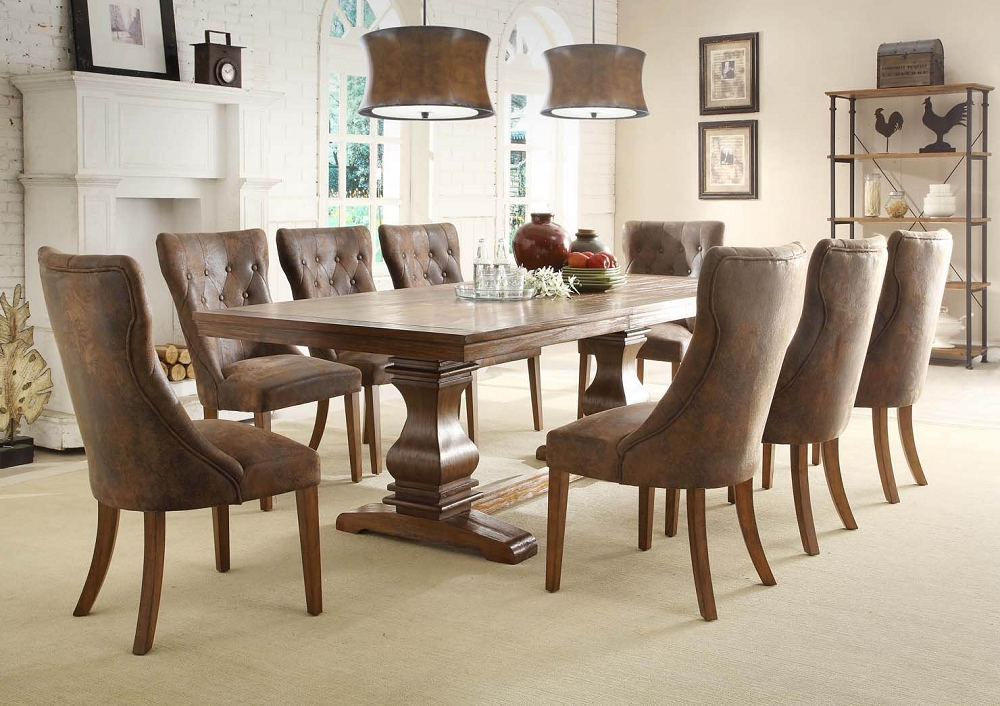 marie louise 7 piece dining set FZAWAGN