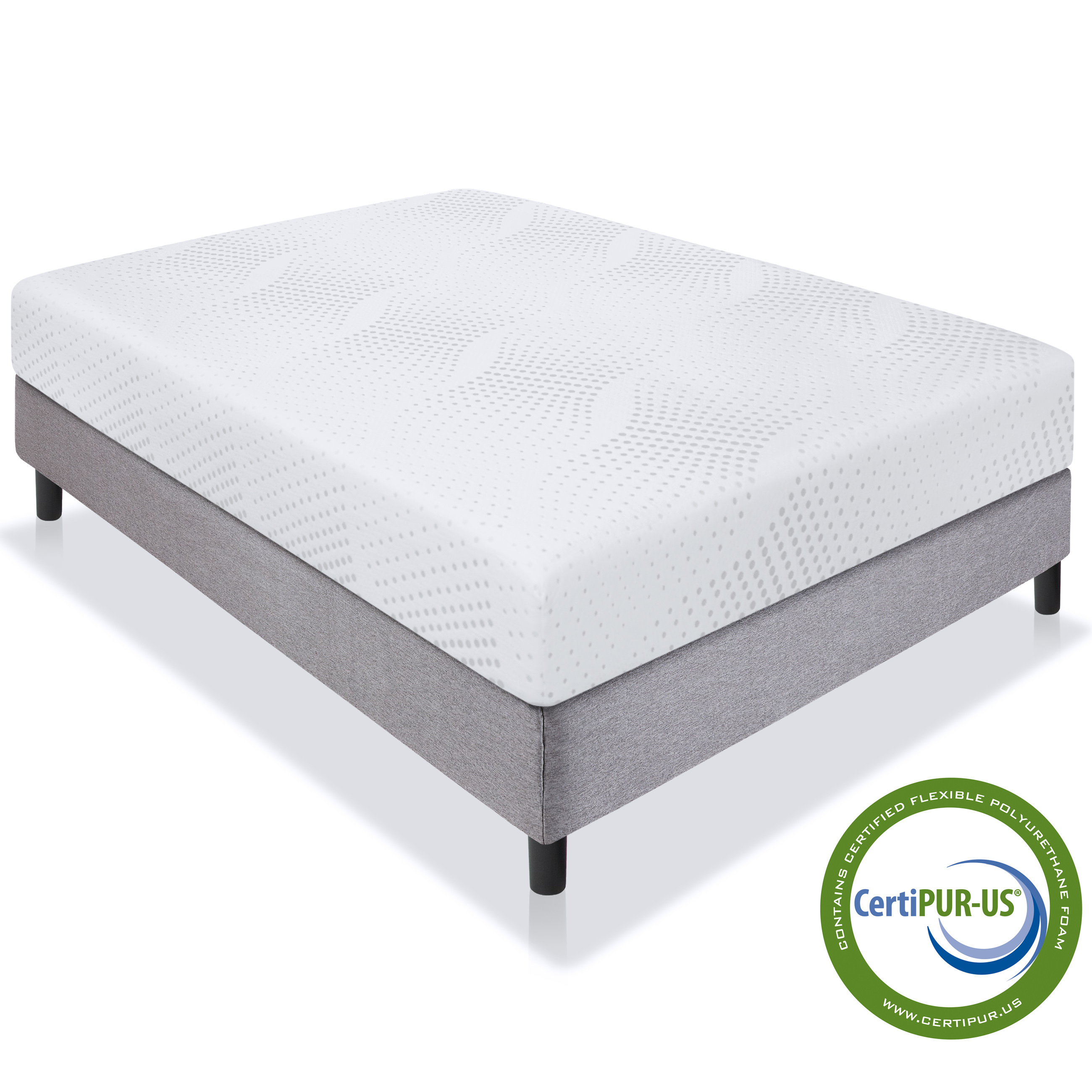 memory foam matress best choice products 10 OFRHCEJ