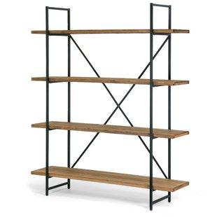 Modern Bookshelf champney modern etagere bookcase FEZUFKK