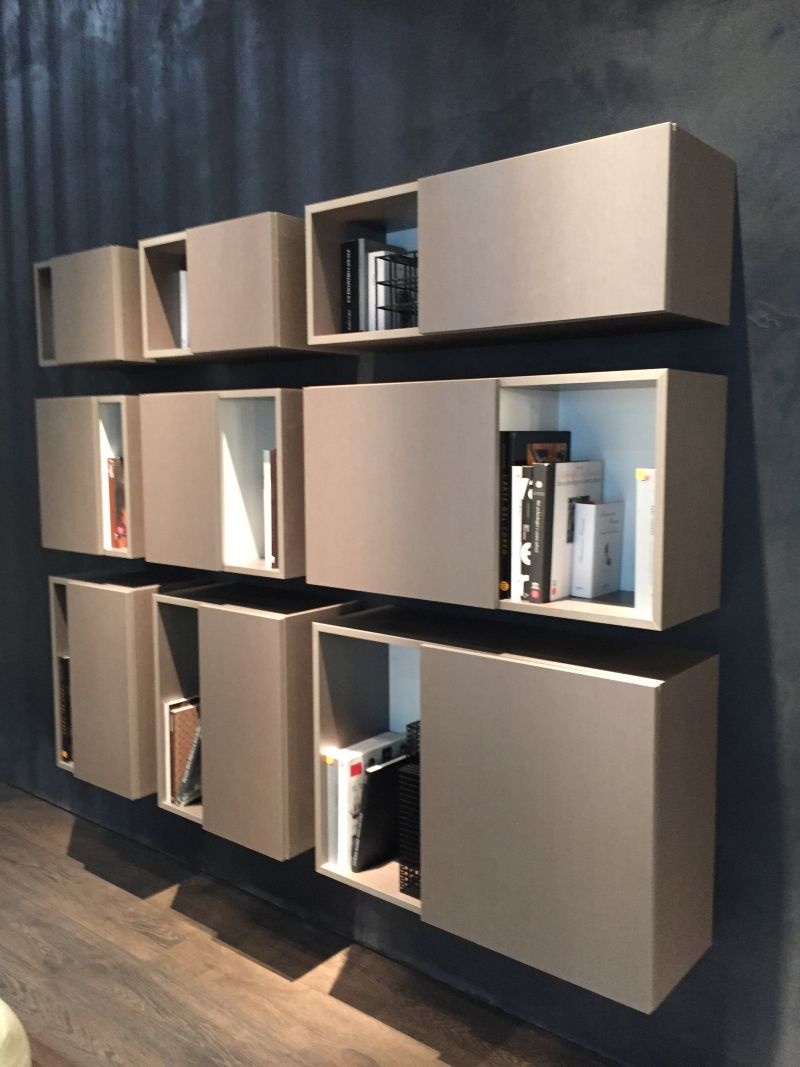 Modern Bookshelf wall floating bookshelves FFNFEPT