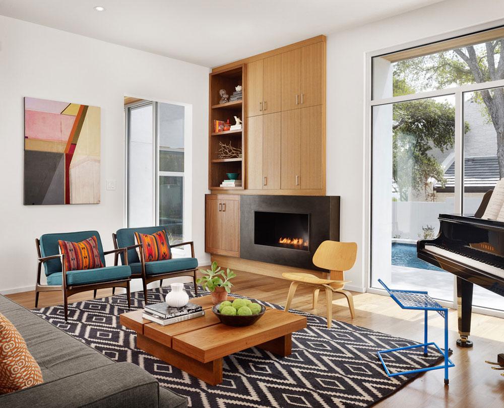 modern living room rug ideas EDFVODT