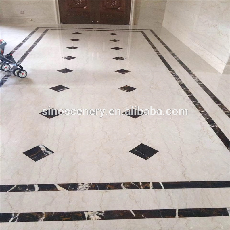 modern marble flooring design with various stone types ZIKBYKP