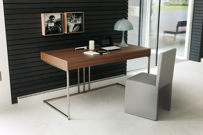 Modern Office Desk 30 inspirational home office desks PCBXKOT
