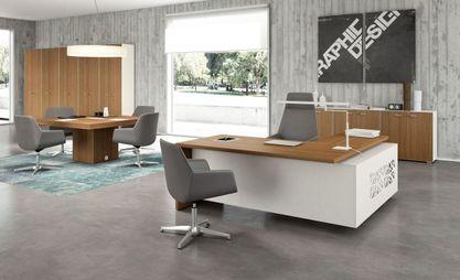 Modern Office Desk unique office desks KENOOWI