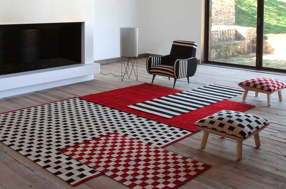 modern rugs image of: modern contemporary rugs materials WZJZQIZ