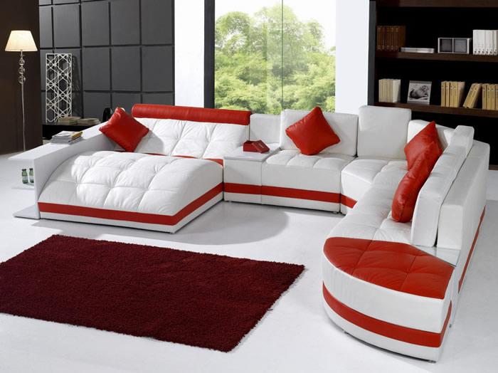 Modern Sectional Sofas modern sectional sofas livingroom AOWCQTQ