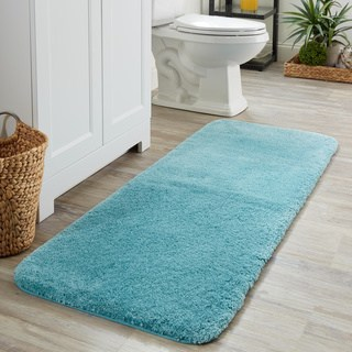 mohawk home spa bath rug ... JTKSXGO