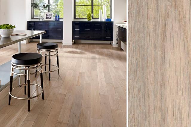 mystic taupe white oak flooring - apk5432lg LKVPEXG
