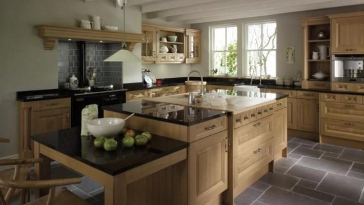 Nature Kitchens cornell oak IRZMMWG